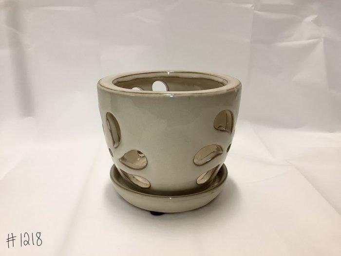 Orchid Pot Cream