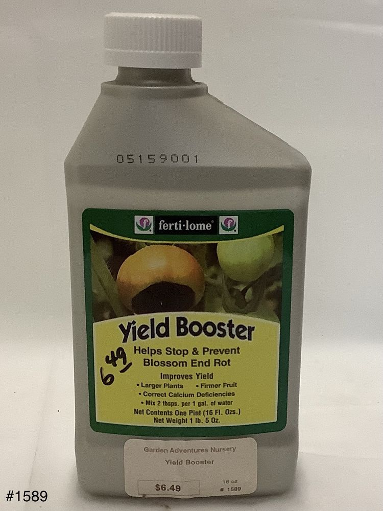 Yield Booster