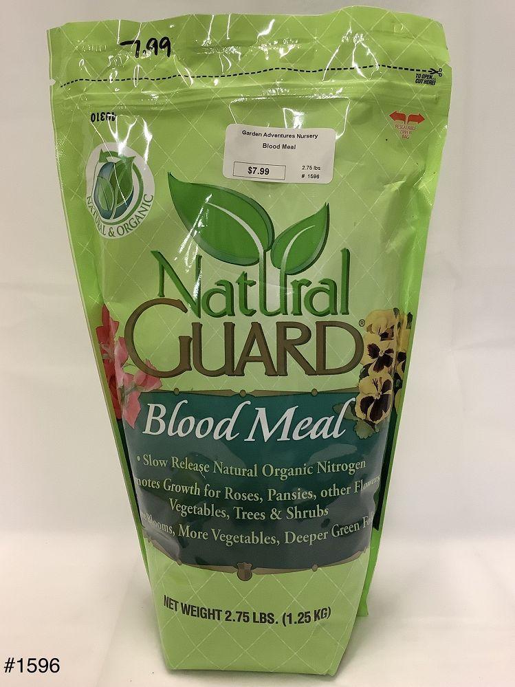 NG Blood Meal