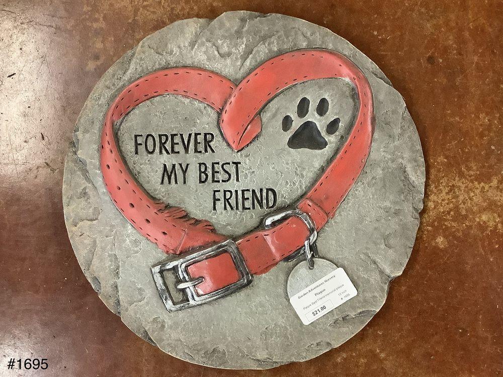 Best Friend Memorial
