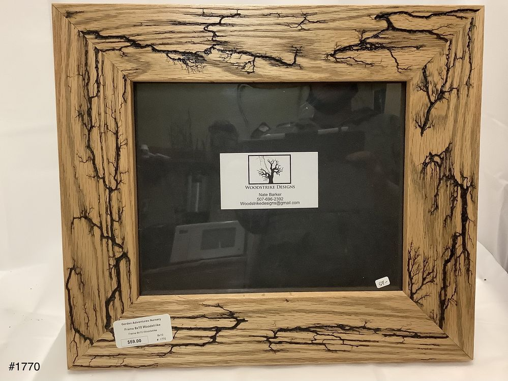 Frame 8x10 Woodstrike