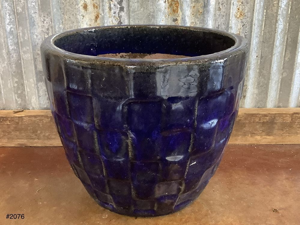 Planter Quilted Pots