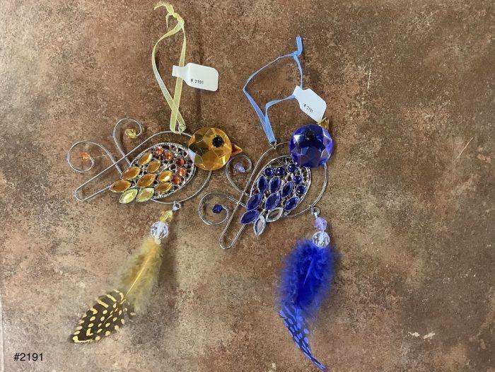 Feathered Birds