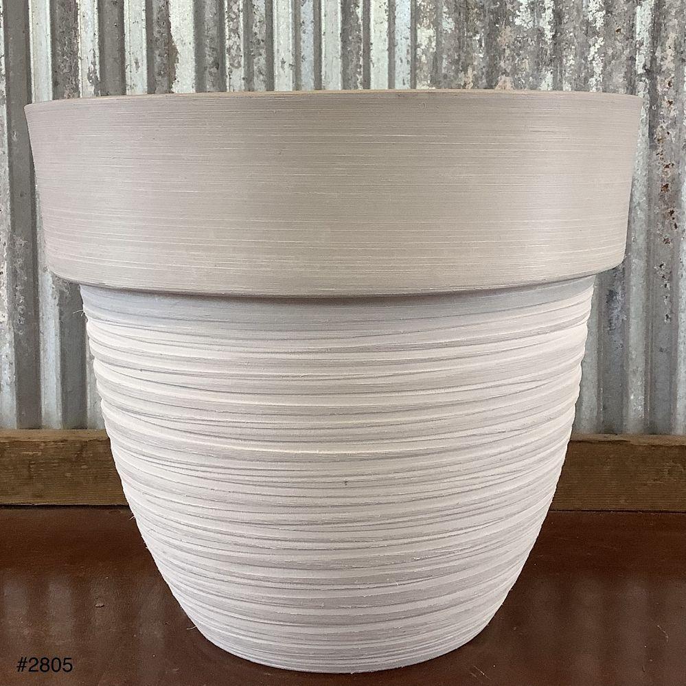 Eco Pots White