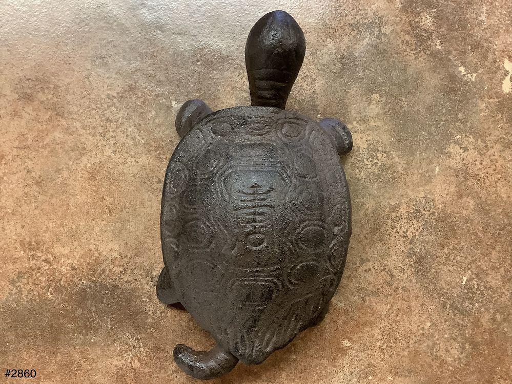 Turtle Cast Iron