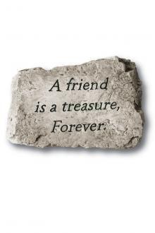 A Friend is a Treasure