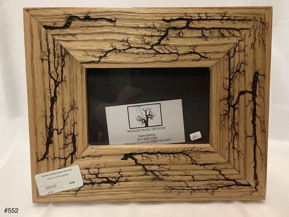 Frame 4x6 Woodstrike