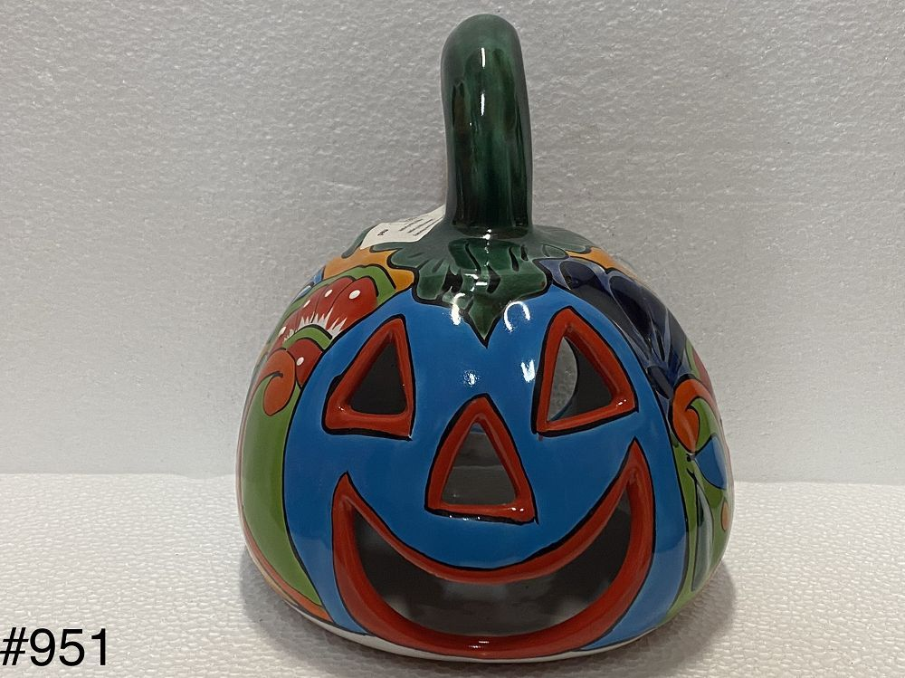 Talavera Happy Pumpkin